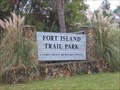 Image for Fort Island Trail Park