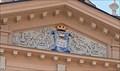 Image for Helsinki Coat of Arms - Vanha kauppahalli / Old Market Hall - Helsinki, Finland