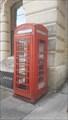 Image for Red Telephone Box - Orange Grove - Bath, Somerset