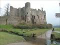 Image for Lagharne Castle, Carmarthenshire, Wales.