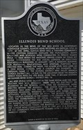 Image for Illinois Bend School