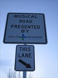 Image for Musical Road - Lancaster, CA