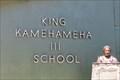 Image for King Kamehameha III Elementary School - Lahaina, Maui Island, HI