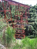 Image for HIGHEST - Rail Bridge on NIMT, Matakote, North Is. New Zealand.