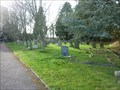 Image for Cemetery, St John the Baptist, Crowle, Worcestershire, England