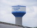 Image for Bliss Ave Water Tower - Stevens Pooint, WI