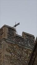 Image for 1887 Jubilee Weathervane - St Peter - Baylham, Suffolk