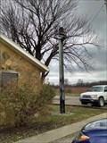 Image for Bell Tower at Bunker Hill Baptist Church near Vinita, OK USA