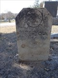 Image for Pete Young - City Greenwood Cemetery - Weatherford, TX