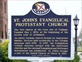Image for St. John's Evangelical Protestant Church - Cullman, AL