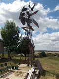 Image for Iron Turbine Windmill, Historical Museum - Taralga, NSW