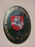 Image for Lithuanian Honorary Consulate - Brno, Czech Republic