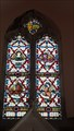 Image for Stained Glass Windows - St Editha - Baverstock, Wiltshire