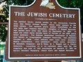 Image for The Jewish Cemetery