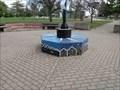 Image for Compass Rose Mosaic - Britannia Park, Ottawa, Ontario
