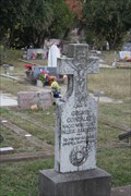 Image for Cosme Gonzalez -- Santa Maria Cemetery, Pflugerville TX