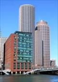 Image for International Place - Satellite Oddity - Boston,  Massachusetts, USA.