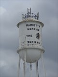 Image for U.S. Coast and Geodetic Survey Benchmark DN1274 - Marietta, OK