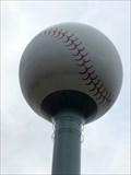 Image for Baseball Water Tower - Fort Hill, SC