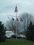 Image for LaBuff-Cole Legion Post Flag Pole - Cato, New York
