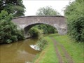 Image for Bridge 157 Over Trent & Mersey Canal - Sandbach, UK