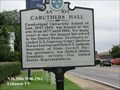 Image for Caruthers Hall - Lebanon TN