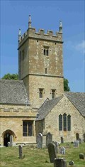 Image for Bell Tower, St. Eadburgha's Church, Broadway, Worcestershire, England
