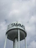 Image for Tamms - water tower - Tamms, Illinois