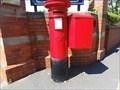Image for Royal Liverpool Golf Club Post Box - Hoylake, UK