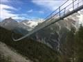 Image for The Charles Kuonen Suspension Bridge-Wallis-Switzerland