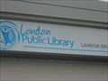 Image for Landon Library - Wortley Road, London, Ontario