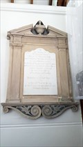Image for Mr William Best memorial - St James - Ansty, Wiltshire