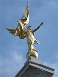 Image for Winged Victory   -  Washington, D.C.
