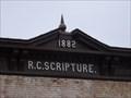 Image for 1882 - R.C. Scripture Building - Denton, TX