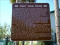 Image for Historic Florida Railroad - Callahan, Florida