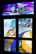 Image for All Saints stained glass  - Gosnells,  Western Australia