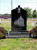 Image for Precious Blood Church Fire Memorial  - South Hadley, MA