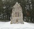 Image for World War I Memorial Cairn - Vars, Ontario