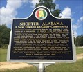 Image for Shorter, Alabama