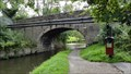 Image for Arch Bridge 80 Over Leeds Liverpool Canal - Heapey, UK