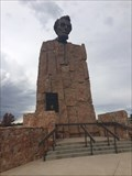 Image for Giant Head of Abraham Lincoln - Laramie, WY