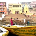 Image for The Ghats of Varanasi - Uttar Pradesh, India
