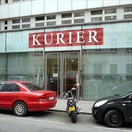 Kurier - Vienna, Austria - Newspaper Headquarters on