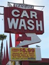 Lennox Car Wash Sign, Inglewood, CA