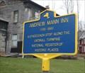 Image for Andrew Mann Inn - Unadilla, NY