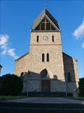Image for Bell tower kath. Kirche St. Florin - Bell, RP, Germany