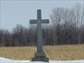 Image for La croix du cimetière-Rougemont-Québec,Canada