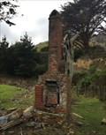 Image for Lonely chimney, South Makara Road - Wellington, New Zealand