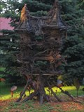 Image for Unique Bird Houses - Three Lantern Style with a Pacific Flair