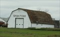 Image for Saskitoba barn -- Hwy 18 E of Gainsborough SK, but in MB